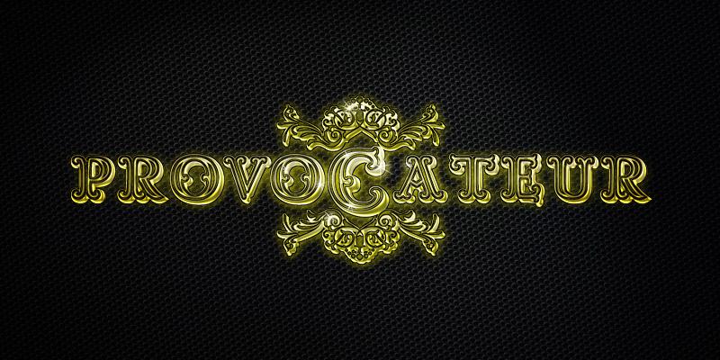 Изготовление логотипа для сайта в винтажном стиле