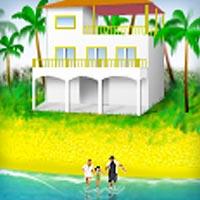 Статичный баннер для рекламы сайта о недвижимости в Доминикане