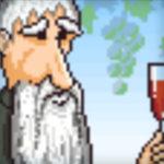 Пиксельный gif баннер алкогольного online-магазина