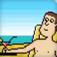 Пиксельный gif баннер для портала otdohnuli.ru