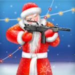 Пример баннера новогодней распродажи от компании Пейнтболёр