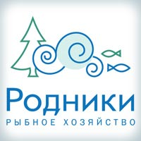 Изготовление логотипа для рыбного хозяйства Родники