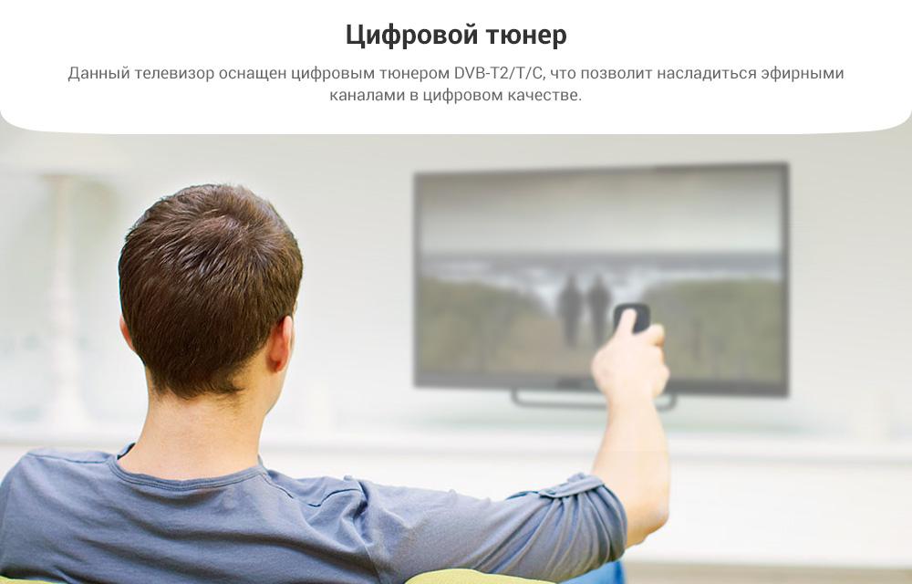 Дизайн оформление карточек товара телевизоров Polar для интернет-магазина
